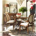 Kincaid Furniture Artisan's Shoppe Dining - Tobacco Traditional 72