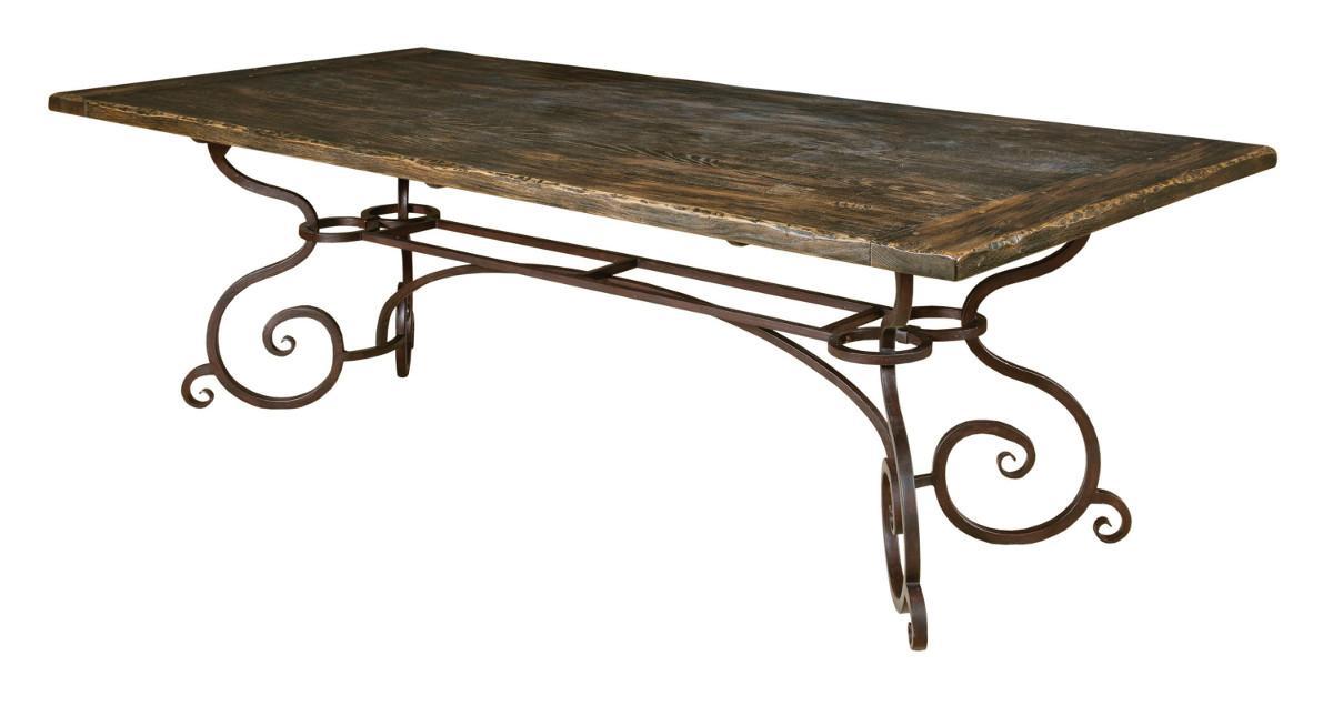 "Kincaid Furniture Artisan's Shoppe Dining 94"" Rectangular Dining Table - Item Number: 90-2139P"