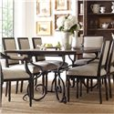 Kincaid Furniture Artisan's Shoppe Dining Traditional 94