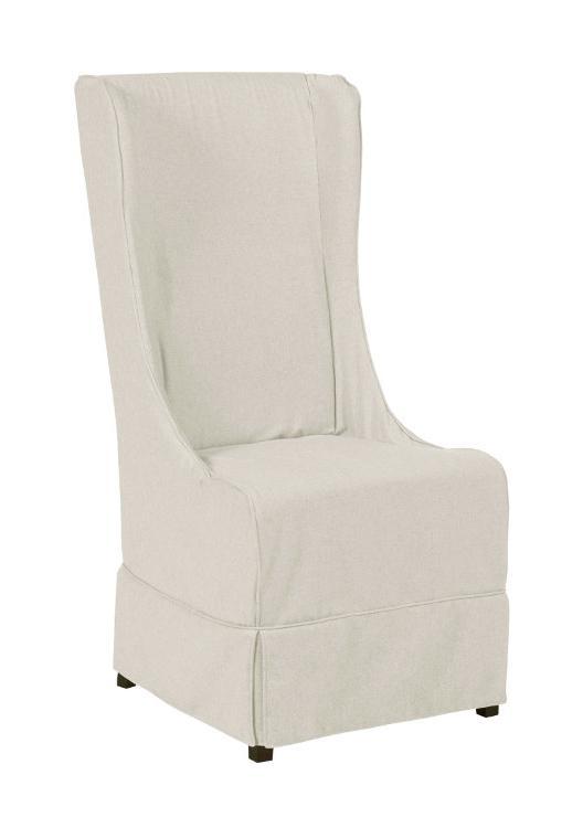 Morris Home Furnishings Middleburg Middleburg Upholstered Hostess Chair - Item Number: 90-2399
