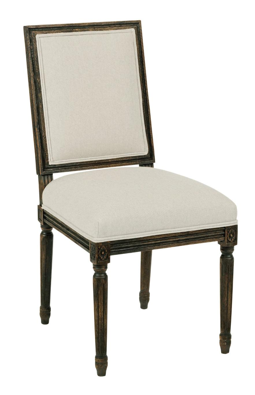 Kincaid Furniture Artisan's Shoppe Dining French Side Chair - Item Number: 90-2419