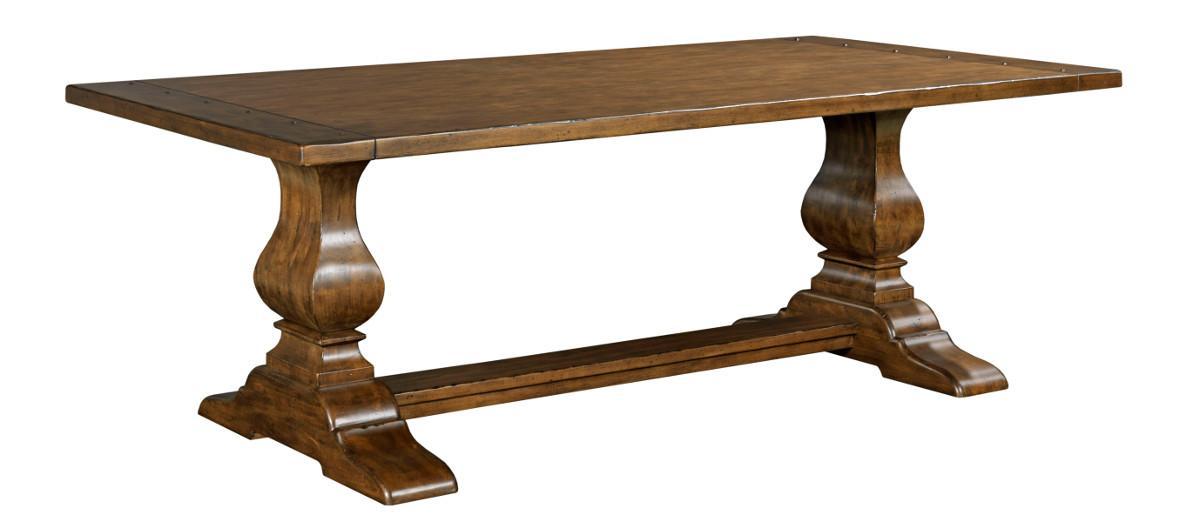 "Kincaid Furniture Artisan's Shoppe Dining 72"" Rectangular Dining Table - Item Number: 90-4115P"