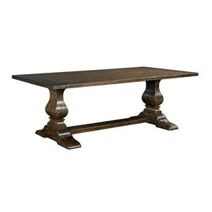 "Kincaid Furniture Artisan's Shoppe Dining 72"" Rectangular Dining Table"
