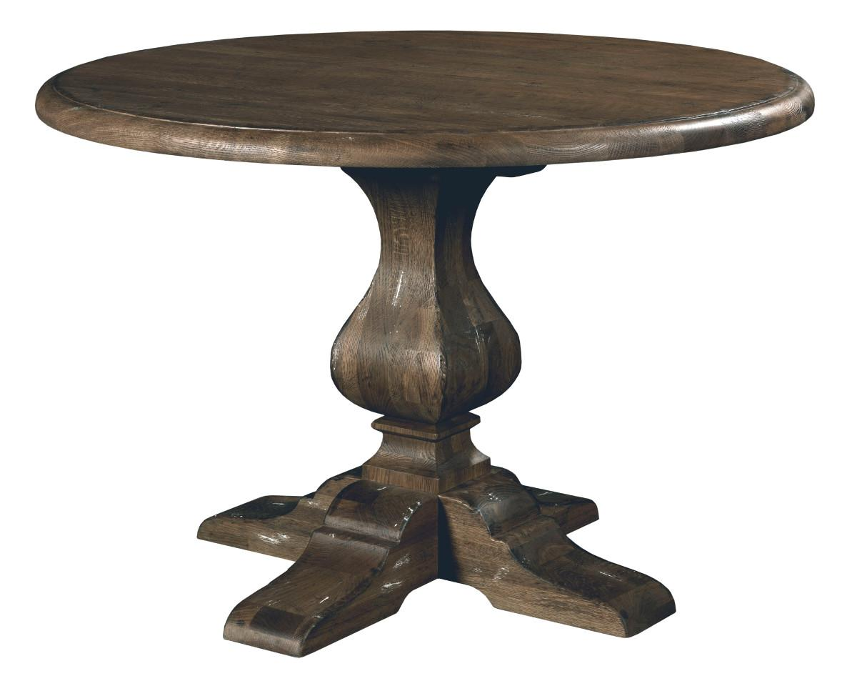 "Kincaid Furniture Artisan's Shoppe Dining 44"" Round Dining Table - Item Number: 90-4159P"