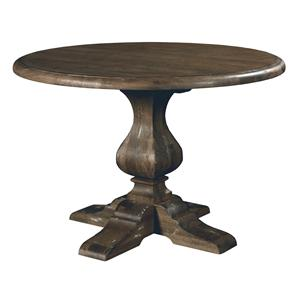 "Kincaid Furniture Artisan's Shoppe Dining 44"" Round Dining Table"
