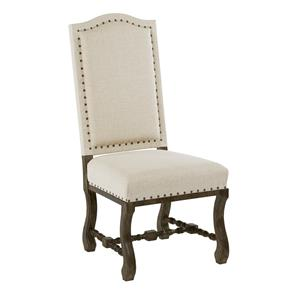 Kincaid Furniture Artisan's Shoppe Dining Upholstered Dining Chair
