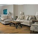 Kincaid Furniture Avery Living Room Group - Item Number: 697-Living Room Group 1