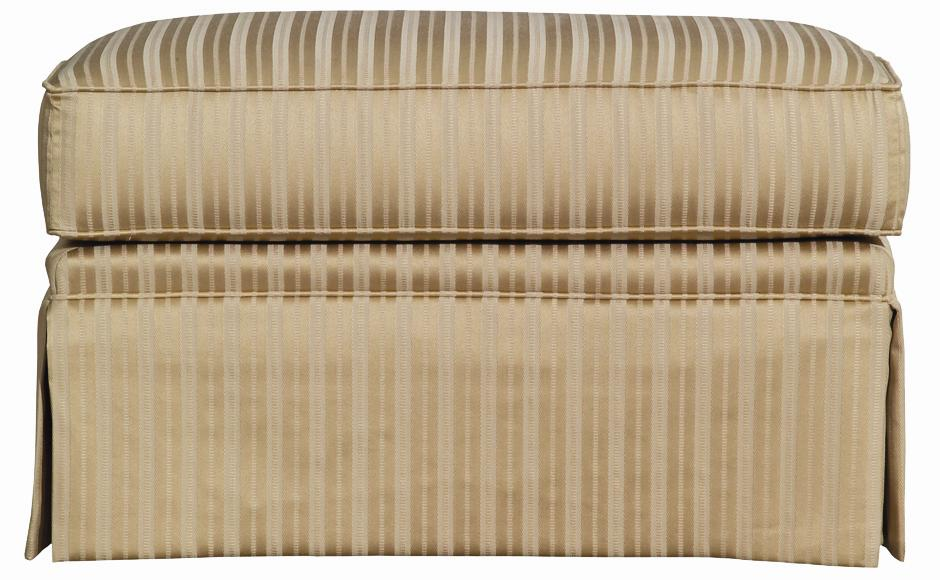 Baltimore Ottoman by Kincaid Furniture at Johnny Janosik