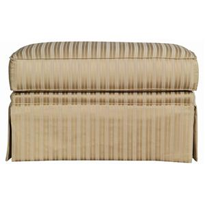 Kincaid Furniture Baltimore Ottoman