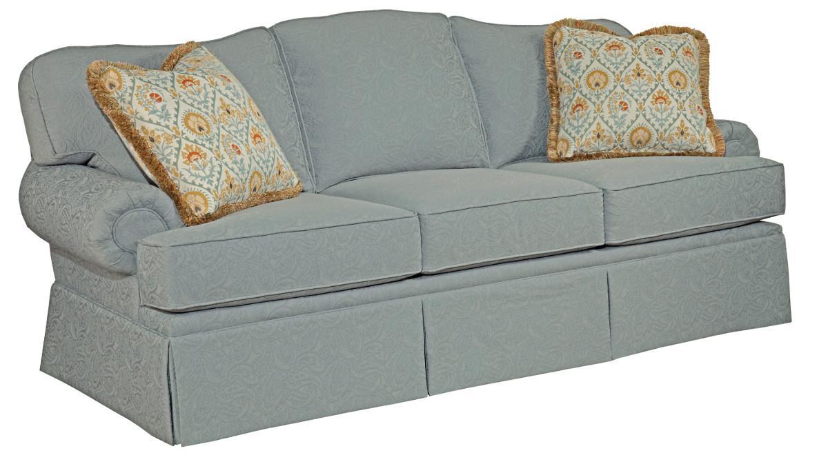 Kincaid Furniture Baltimore Traditional Sofa Sleeper | Howell Furniture |  Sofa Sleeper