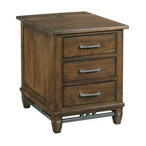 Kincaid Furniture Bedford Park Chairside Chest