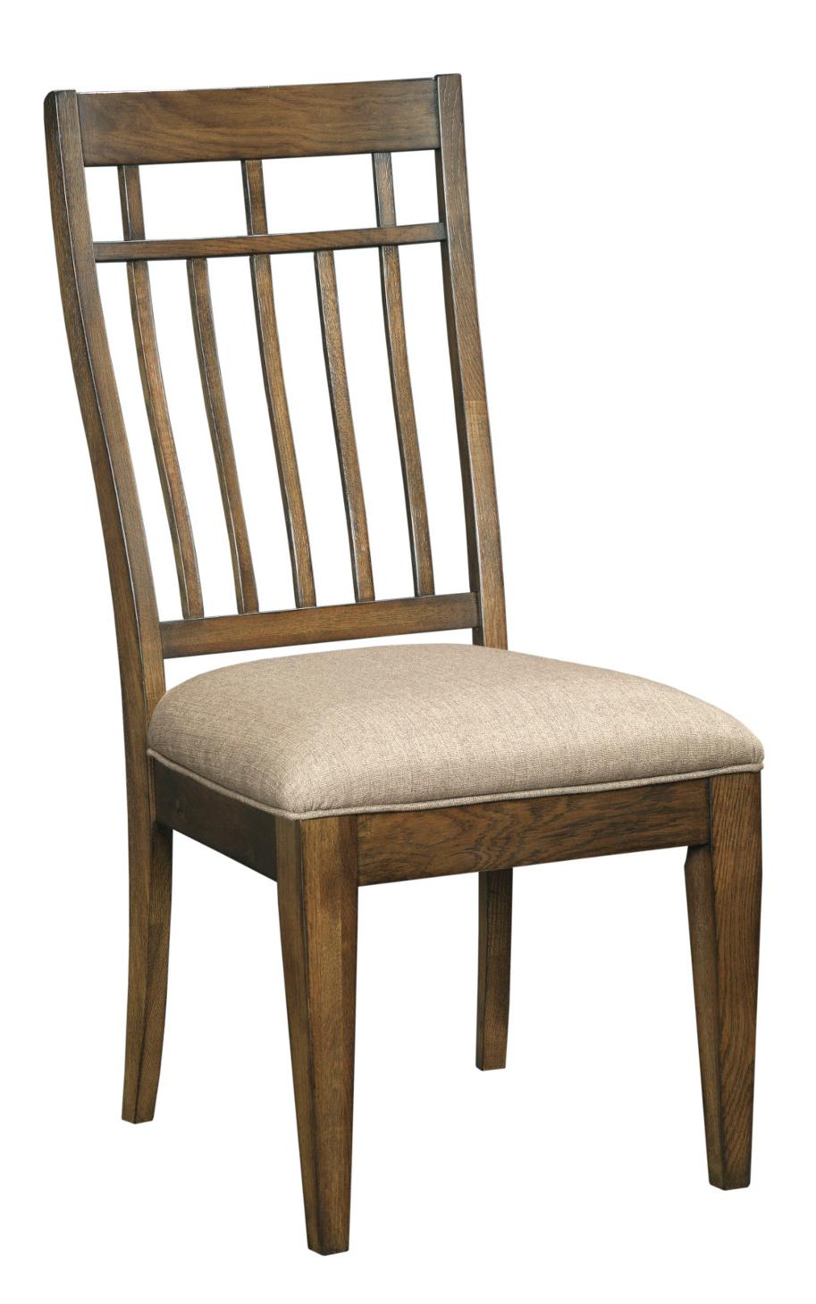 Kincaid Furniture Bedford Park Surrey Side Chair - Item Number: 74-061