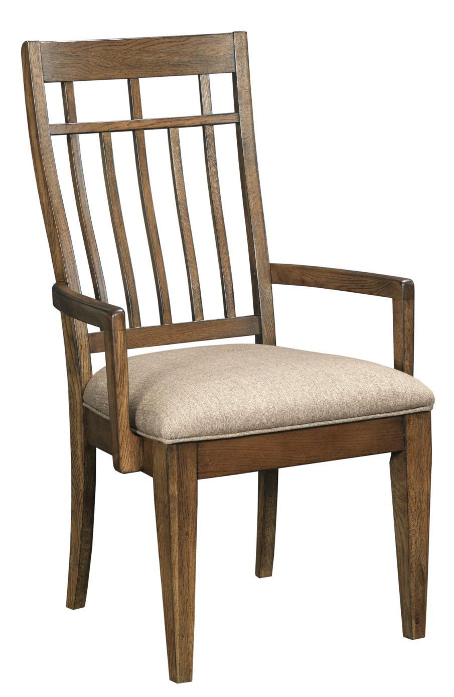 Kincaid Furniture Bedford Park Surrey Arm Chair - Item Number: 74-062