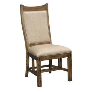 Kincaid Furniture Bedford Park Craftsman Side Chair