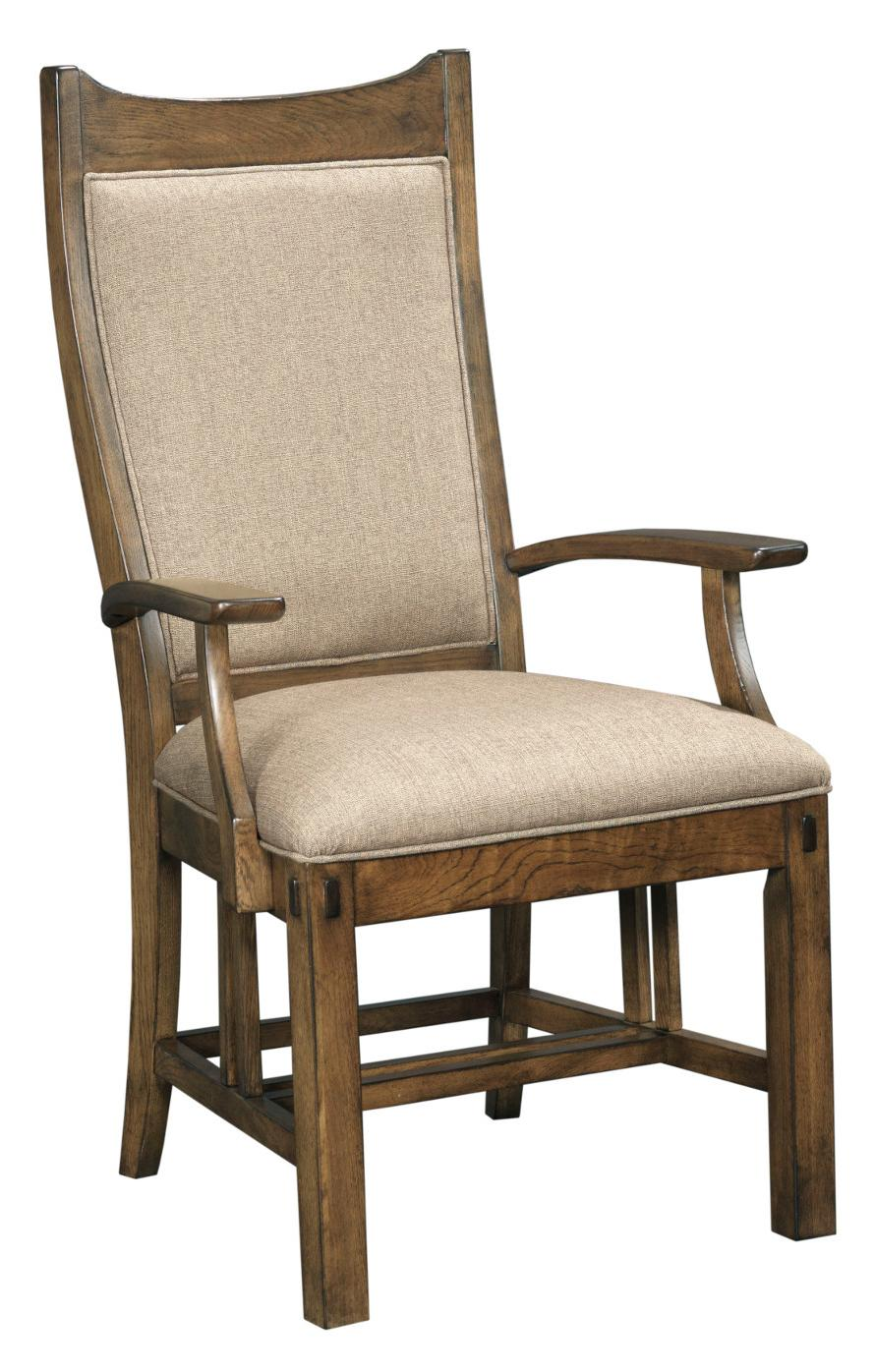 Kincaid Furniture Bedford Park Craftsman Arm Chair - Item Number: 74-064