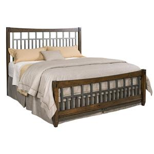 Kincaid Furniture Bedford Park Queen Elements Bed