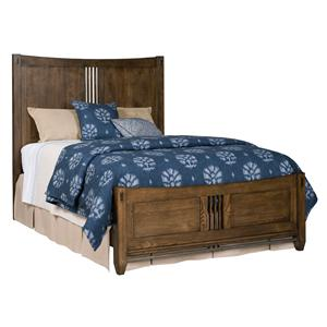 Kincaid Furniture Bedford Park Queen Craftsman Bed