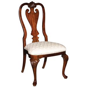 Kincaid Furniture Carriage House Queen Anne Side Chair