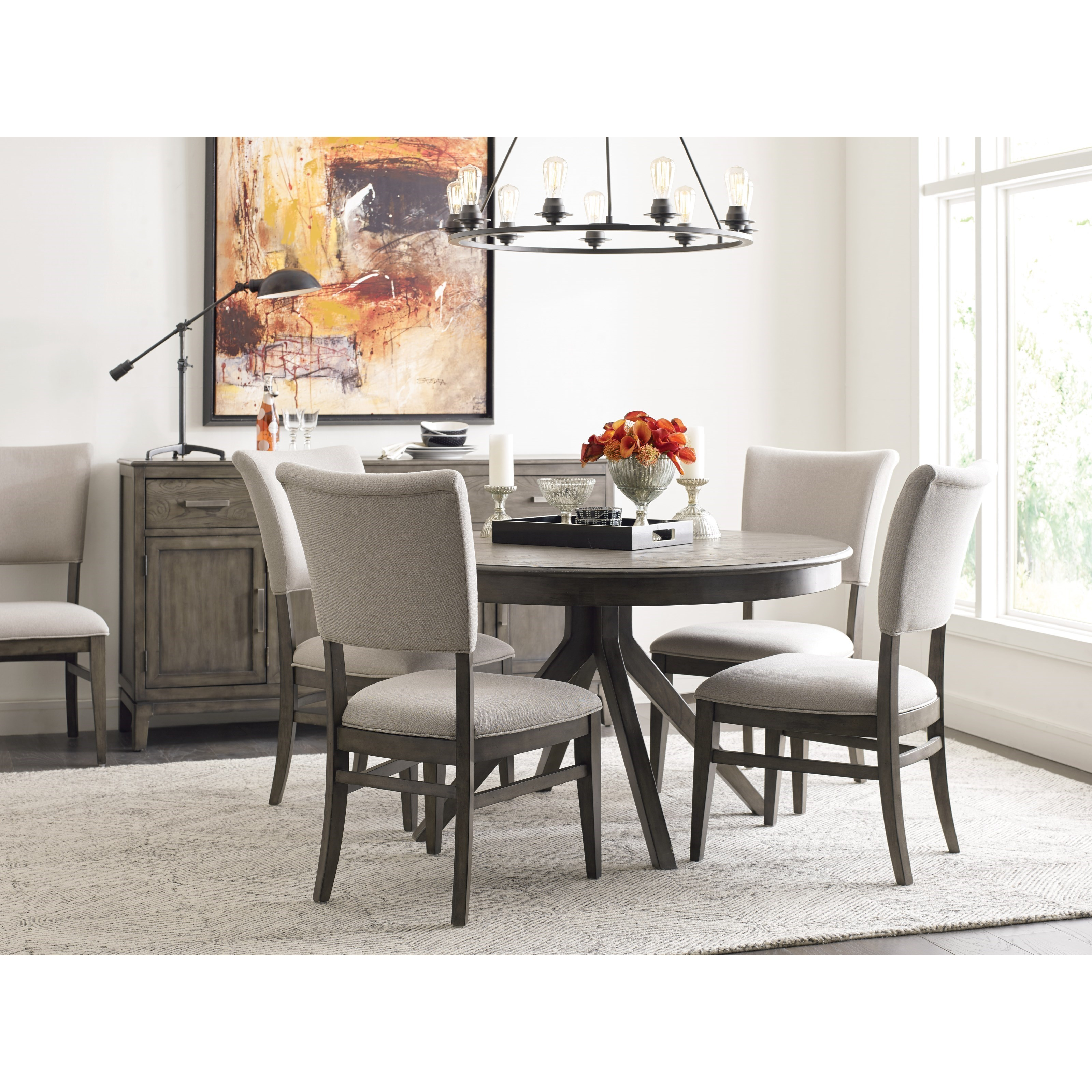 Cascade Casual Dining Room Group by Kincaid Furniture at Johnny Janosik