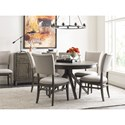 Kincaid Furniture Cascade Casual Dining Room Group - Item Number: 863 Dining Room Group 1
