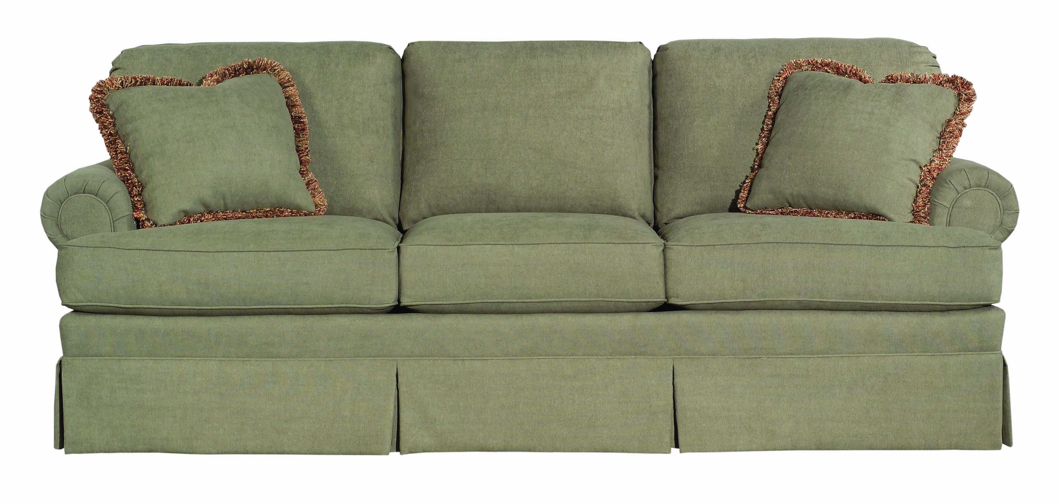 Charlotte Stationary Sofa by Kincaid Furniture at Johnny Janosik