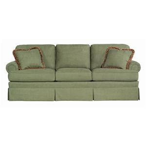 Kincaid Furniture Charlotte Stationary Sofa