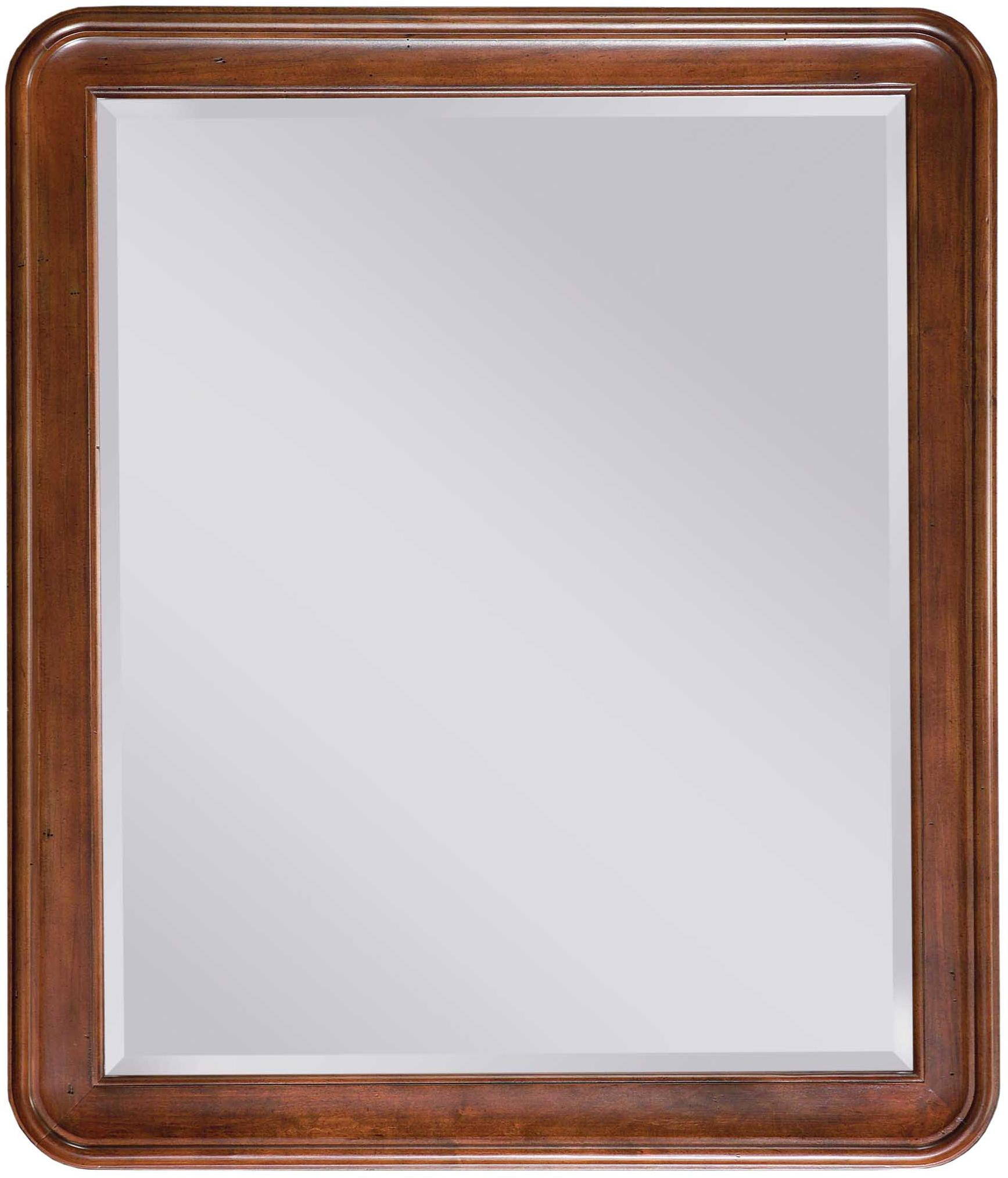 Morris Home Furnishings Canfield Canfield Vertical Mirror - Item Number: 53112