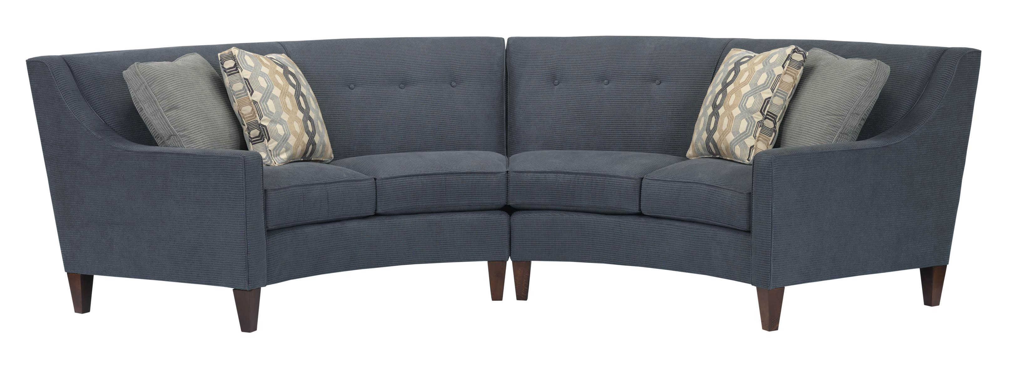Two-Piece Conversation Sectional