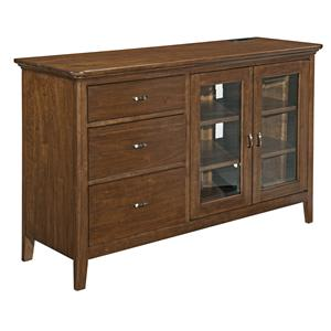 Kincaid Furniture Cherry Park Entertainment Console