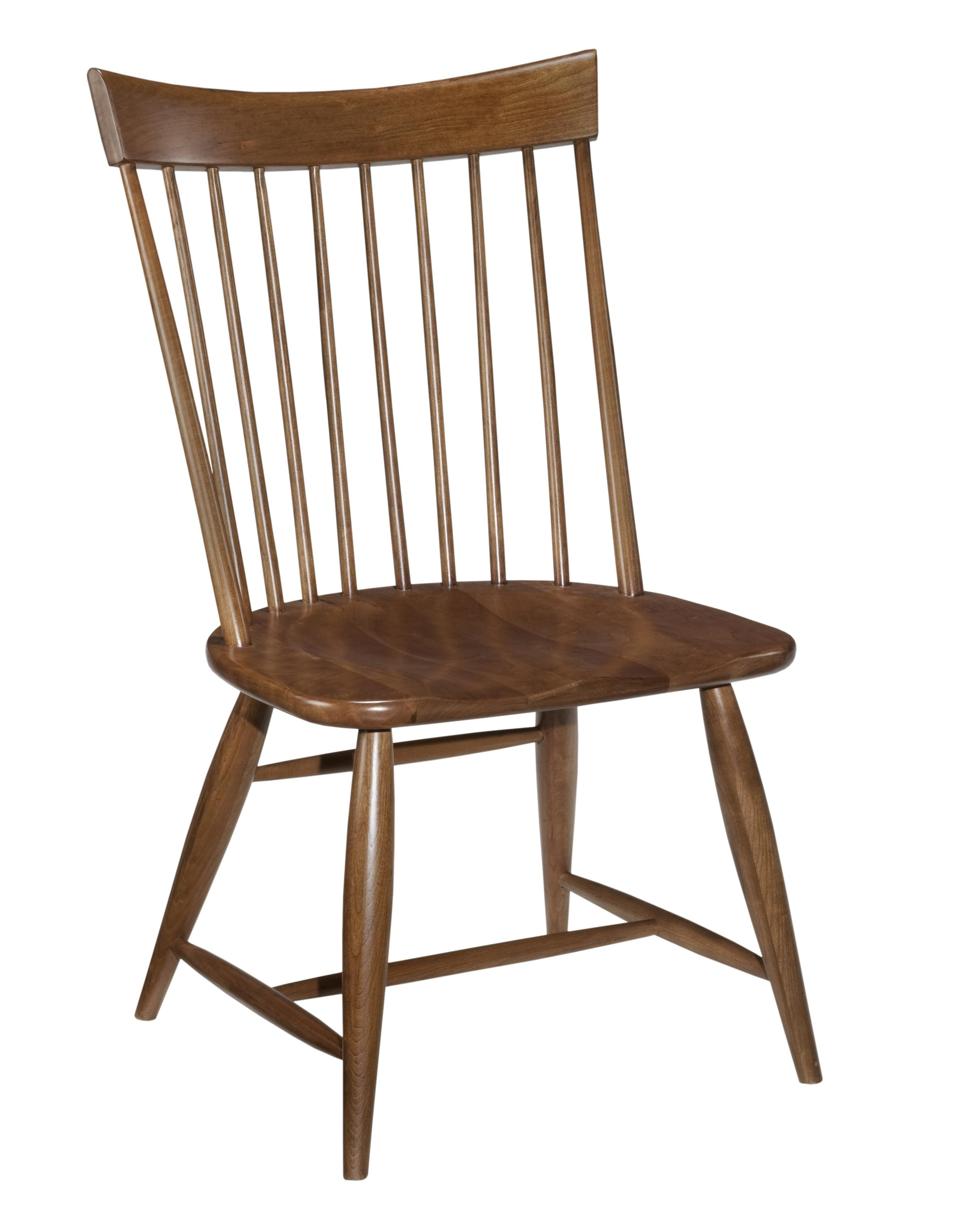 Kincaid Furniture Cherry Park Windsor Side Chair - Item Number: 63-063