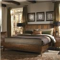Kincaid Furniture Cherry Park King Storage Bed - Item Number: 63-152H+139F