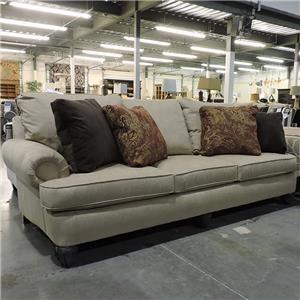 Kincaid Furniture Clearance Stationary Sofa