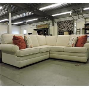 Kincaid Furniture Clearance 2 Piece Sectional