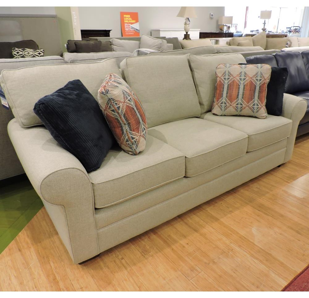 Clearance Custom Select Sofa by Kincaid Furniture at Belfort Furniture