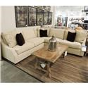 Kincaid Furniture Clearance 3 Piece Sectional - Item Number: PKG745281