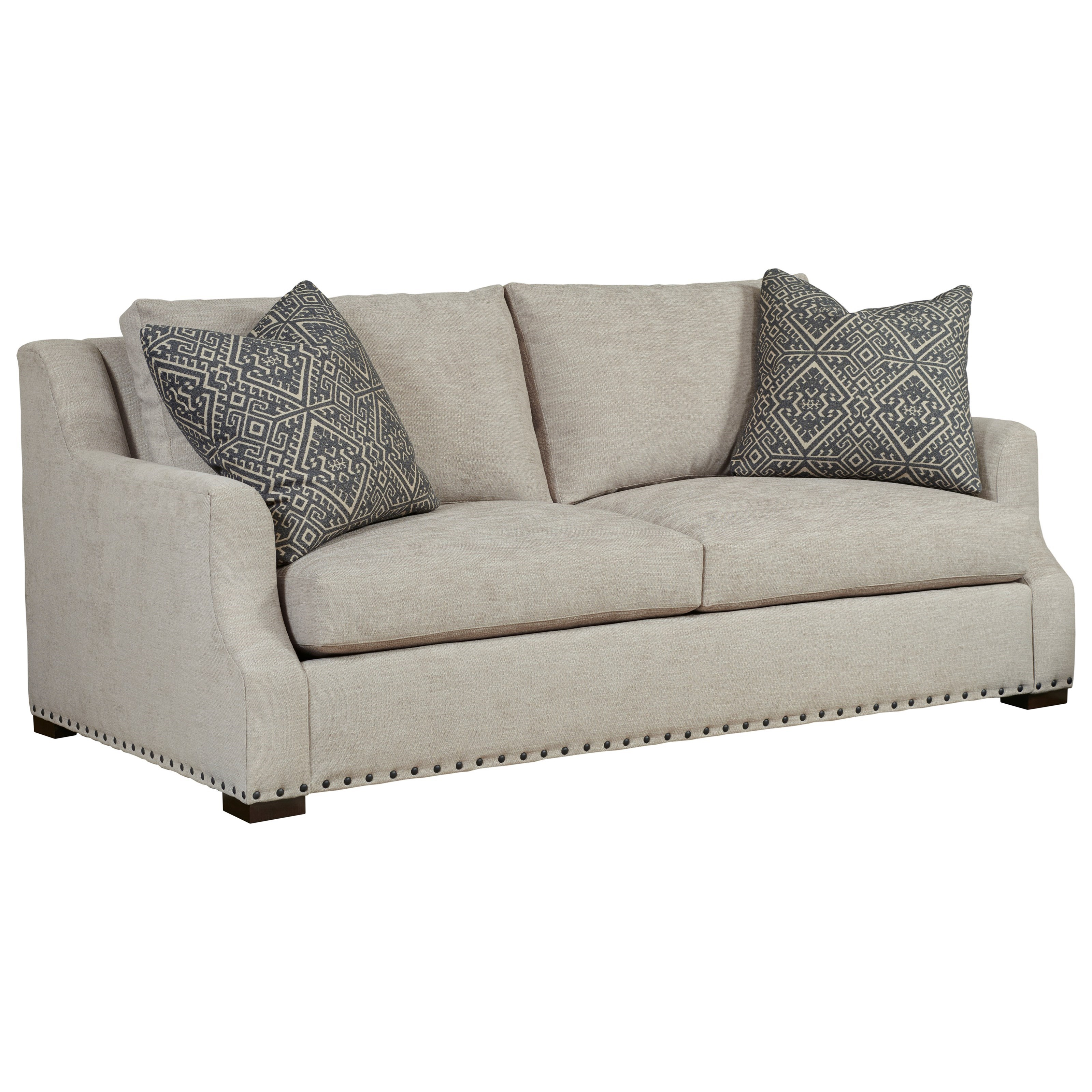 Comfort Select Customizable Sofa by Kincaid Furniture at Johnny Janosik