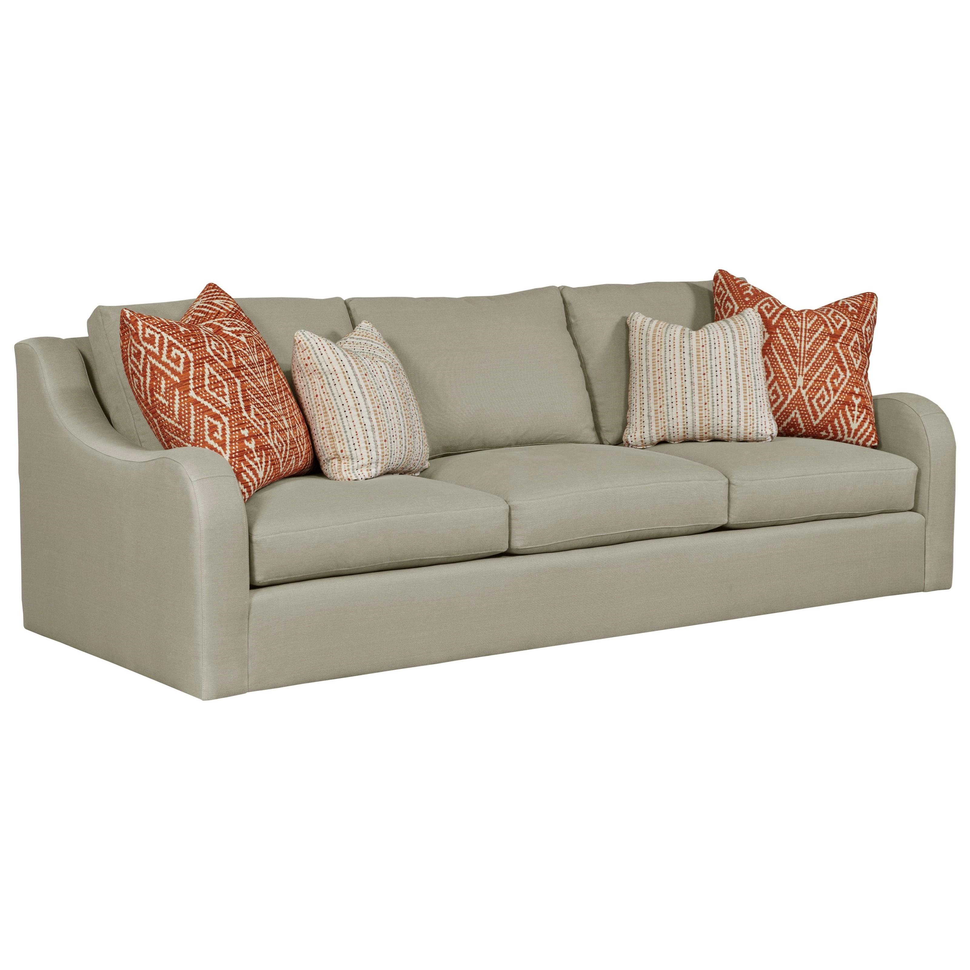 Comfort Select Grande Sofa by Kincaid Furniture at Johnny Janosik