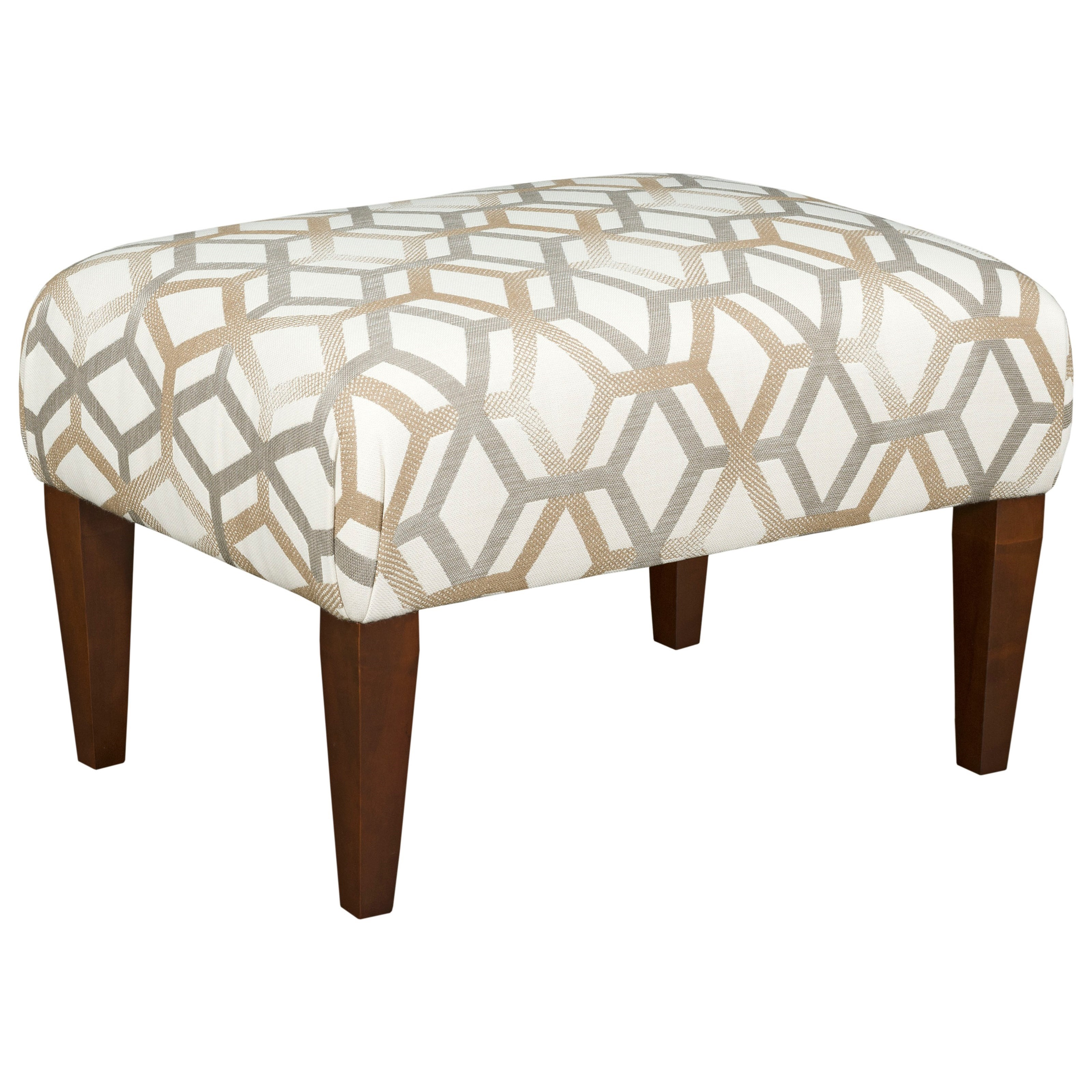 Small Cocktail Ottoman