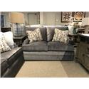Kincaid Furniture Custom Select Kincaid Furniture Custom Select Loveseat - Item Number: U17785TA