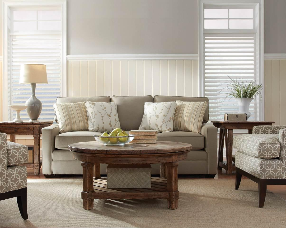 Kincaid Furniture Custom Select Upholstery Custom 3-Seater