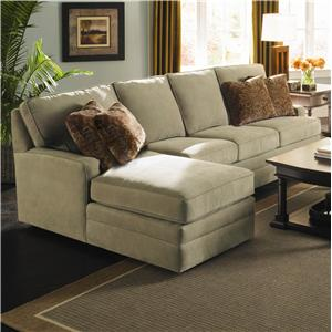 Custom 2-Piece Sectional