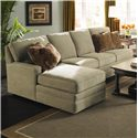 Kincaid Furniture Custom Select Upholstery Custom 2-Piece Sectional - Item Number: 177-41+38