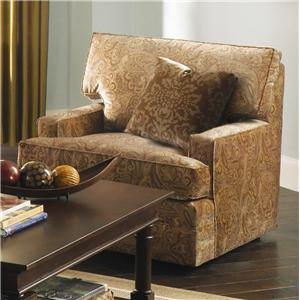 Kincaid Furniture Custom Select Upholstery Custom Upholstered Chair