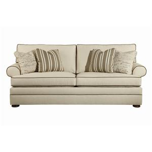 Kincaid Furniture Custom Select Upholstery Custom 2-Seat Sofa
