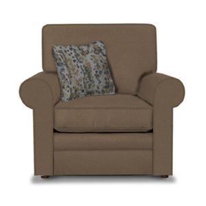 Custom Upholstered Chair