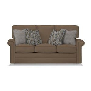 Kincaid Furniture Custom Select Upholstery Custom 3-Seater Sofa