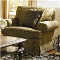 Kincaid Furniture Custom Select Upholstery Custom Upholstered Chair - Item Number: 965-84