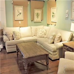 Kincaid Furniture Custom Select Upholstery Sectional