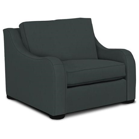 Comfort Select Upholstered Chair by Kincaid Furniture at Johnny Janosik