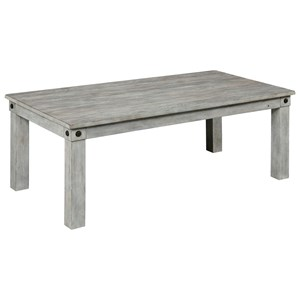 Kincaid Furniture Crossings Coffee Table